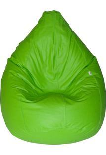 Puff Perinha Pop Cipaflex Verde Stay Puff