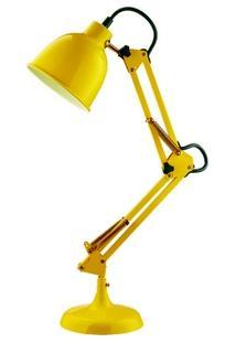 Luminária Pixar Amarelo - Unissex