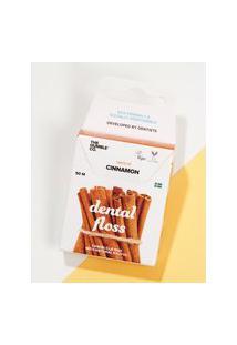 Amaro Feminino The Humble Fio Dental Orgânico - 50M, Cinnamon