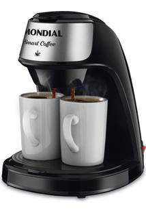 Cafeteira Elétrica Smart Coffee 220V Preta