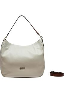 Bolsa Em Couro Recuo Fashion Bag Sacola Cacau