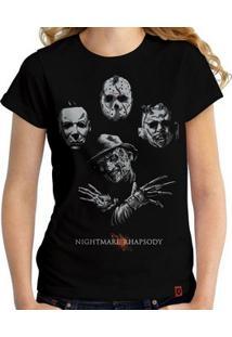 Camiseta Nightmare Rhapsody