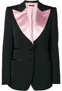 Tom Ford Blazer Tuxedo - Preto