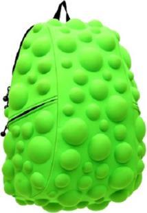 Mochila Madpax Bubble Grande Verde Neon
