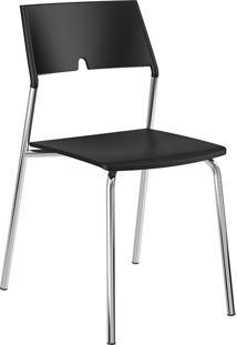 Cadeira 1711 - Carraro - Preto