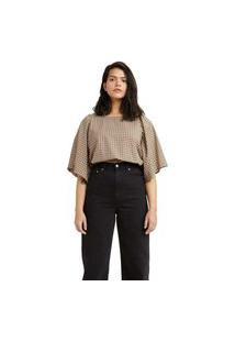 Blusa Levi'S Lucy Wing Bege