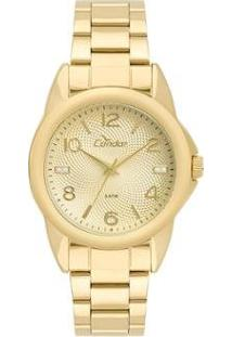Relógio Condor Feminino Bracelete Co2035Kue/K4D - Dourado Co2035Kue/K4D - Feminino-Dourado