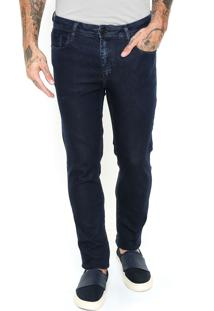 Calça Jeans Cavalera Diogo Skinny Azul