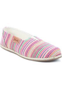 Alpargata Barth Shoes Nanda Multicolorido