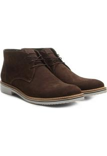 9d2fafcf06 ... Sapato Casual Couro Reserva Lipe Masculino - Masculino-Café