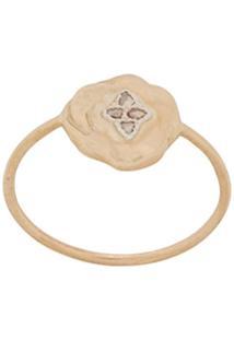 Pascale Monvoisin 9Kt Yellow Gold Hayett Ring - Dourado