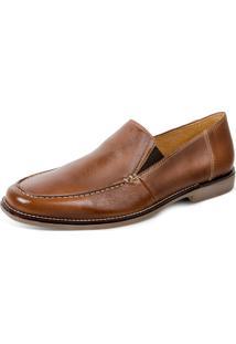 Sapato Social Sandro Moscoloni Clinton Conhaque