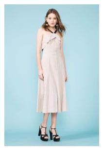 b838c90b85 Vestido Branco Premium feminino