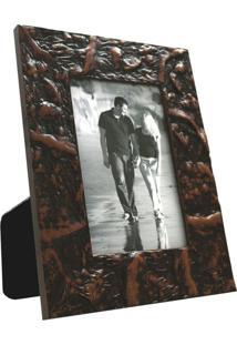 Porta- Retrato 1 Foto Marrom 61262