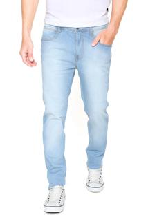 Calça Jeans Sommer Skinny Martin Azul