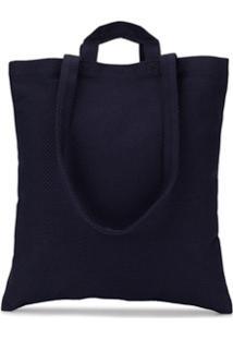 Cabas Foldable Flat Bag - Azul