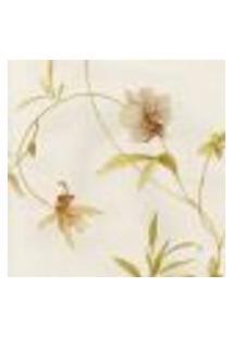 Papel De Parede Italiano Corte Antica 8253 Vinílico Com Estampa Contendo Floral