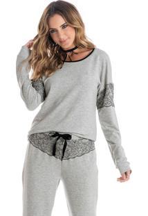Pijama Druza Longo