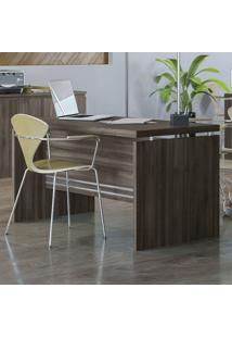 Mesa Diretor Office 2011 Retangular 3180 Carvalho - Kappesberg