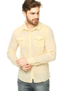 Camisa Mandi Amarela