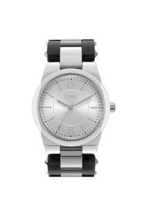 Relógio Euro Feminino Prata Analógico Eu2035Yly3K