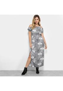 5654269e1208 Vestido Longo Moderno feminino | Shoelover