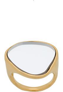 Aurelie Bidermann Ciotollo Ring - Dourado