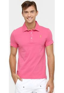 Camisa Polo Sérgio K. Malha Life - Masculino