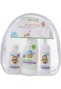 Kit Necessaire Higienizador Bioclub