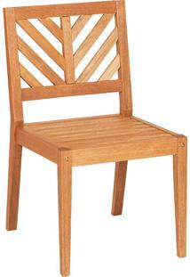 Cadeira Madeira Maciça Mestra Móveis Linha Eko Design By Alain Blatché