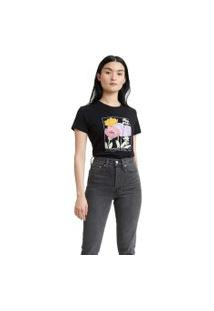 Camiseta Levis The Perfect - 11161 Preto