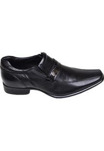 Sapato Masculino Social Cotton Rafarillo Preto