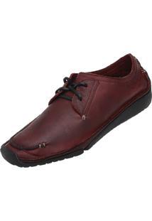 Sapato Hayabusa Duna 10 - Vermelho