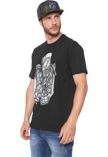 Camiseta Blunt Beggar Preto