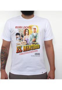 El Mentiroso - Camiseta Clássica Masculina