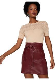 Mini Saia Leather