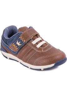 Sapato Outdoor Calça E Cadarço Em Elastico - Klin - Masculino