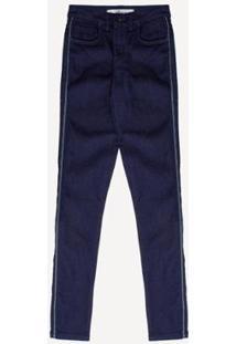 Calça Jeans Aleatory Moletom Feminino - Feminino
