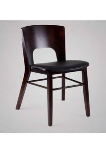 Cadeira Betina Estrutura Madeira Maciça Design Exclusivo By Studio Artesian