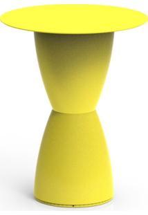 Mesa De Centro Bery Amarelo