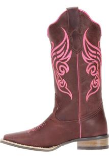 Bota West Country Country Marrom