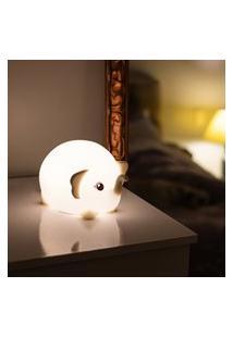 Luminária Touch Elefantinho Branco U