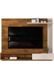 Painel Para Tv Dj Móveis Rippi, 1 Porta Basculante