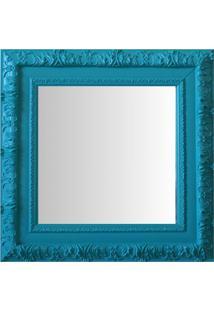 Espelho Moldura Rococó Externo 16367 Anis Art Shop