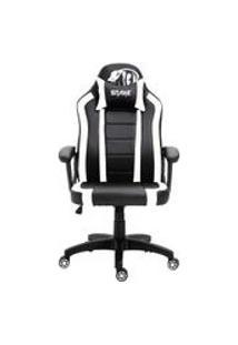 Cadeira Gamer Viper Snake Gaming Reclinavel 0440 - Branca