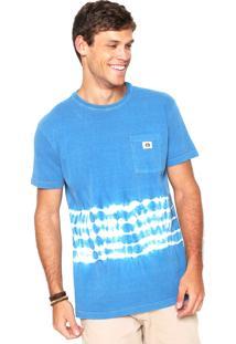 Camiseta Hang Loose Electric Azul