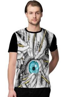 Camiseta Stompy Psicodelica26 Masculina - Masculino