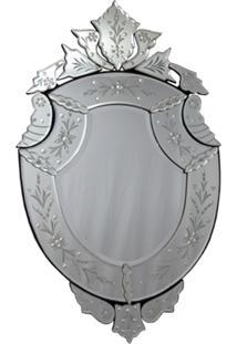 Espelho Veneziano Bisotado Decorativo Sala Quarto Als 43