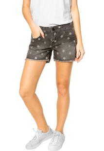 Short Hurley Jeans feminino  4d6018a395c