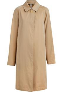 Burberry Trench Coat The Camden - Marrom